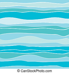 Abstract vector wave background. Colorful Illustration.