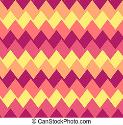 ethnic seamless abstract geometric pattern