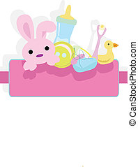 baby arrival background - baby stuff for baby arrival,...