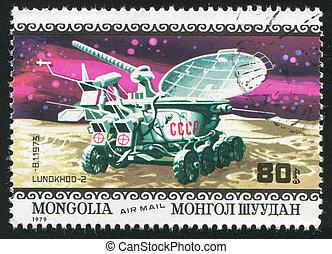 lunokhod, soviético