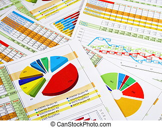 Annual Report in Graphs and Diagrams - Printed Annual Report...