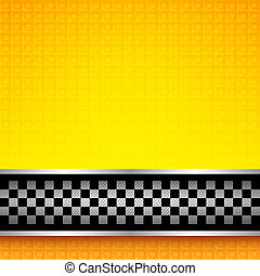 Racing background template