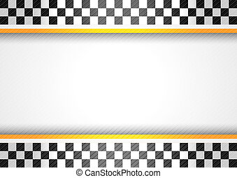 Racing Background Taxi cab background, vector 10eps