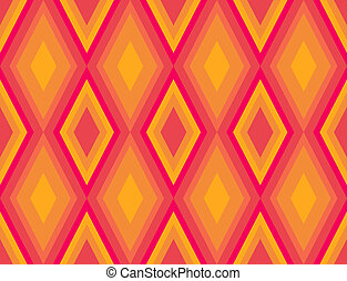 ethnic african seamless abstract pattern