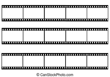 Photo slide film frame