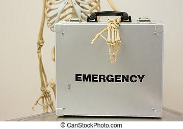 概念, 緊急事件