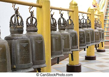 Bells - Bell perspective view