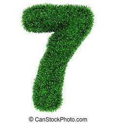 Grass number 7