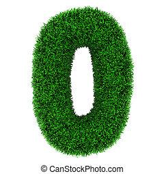 Grass number 0