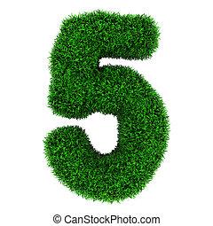 Grass number 5