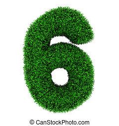 Grass number 6