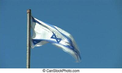 Israel flag 1 - Israel flag