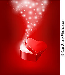 Valentine`s day background