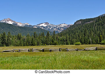 Lassen National Volcanic Park