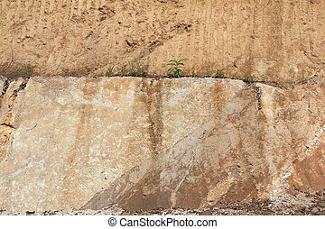 Soil texture - Soil Structure use for background