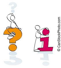 funny symbols info and questions