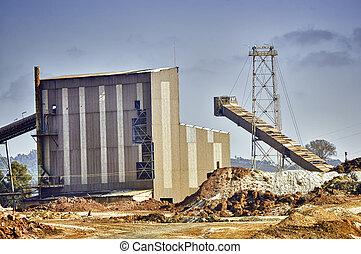Rio Tinto Spanish copper mine