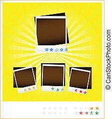 Set template old photoframeworks
