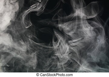 abstract smoke background - an abstract smoke picture in...