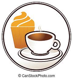 Cliparts et illustrations sur muffins