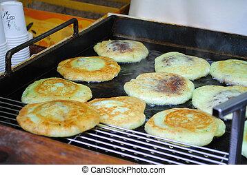nami island pancake