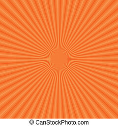 vector abstract background of star burst