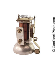 The isolated electric bell