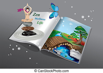 Zen and Yoga Book
