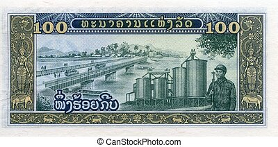 Money of Laos