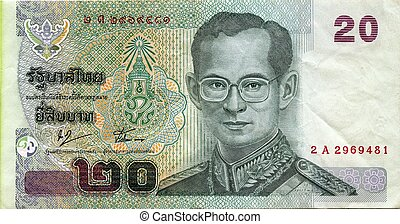 Money of Thailand