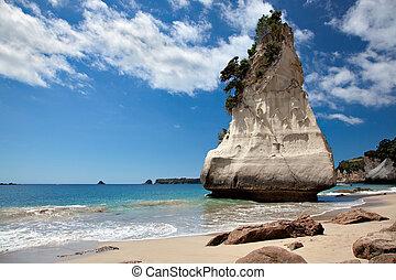 Cathedral Cove Coromandel Peninsula