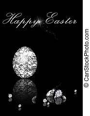 Brilliant Easter Egg is an elegant diamond jewelry...