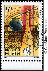 Hungría, -, hacia, 1982, Sputnik