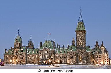 加拿大,  east-block
