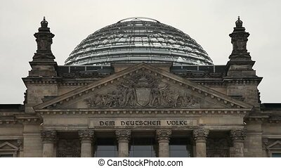 German Parliament-Reichstag, Berlin