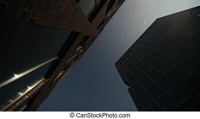 Skyscraper, Urban Scenic