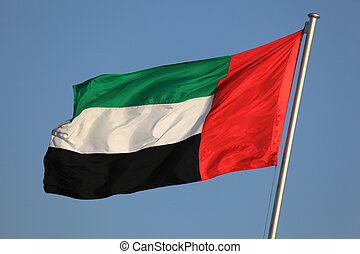 Flag of United Arab Emirates
