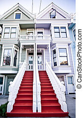 Classic building in San Francisco - Classic building...