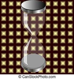 Housing hourglass