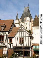 Gaillon, Upper Normandy - Historical community of Gaillon in...