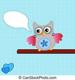 little sweet owl