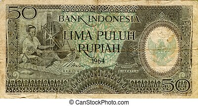 Money of Indonesia
