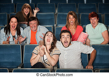 Screaming Audience
