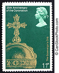 Postage stamp GB 1978 The Sovereign?s Orb