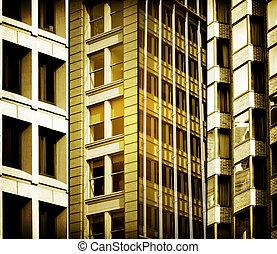Urban Facades - Building Facades
