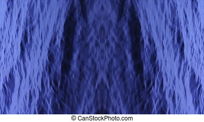 Blue Background - Abstract blue background