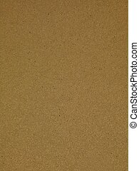 Sand Paper - Abrasive sand paper isolated against a white...