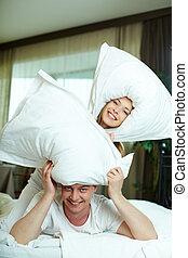 Pillow play