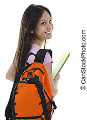 Pan Asian student