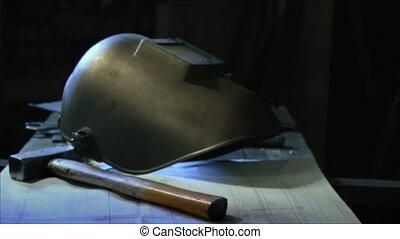 Heavy industry equipment for welder - Tools and welding...